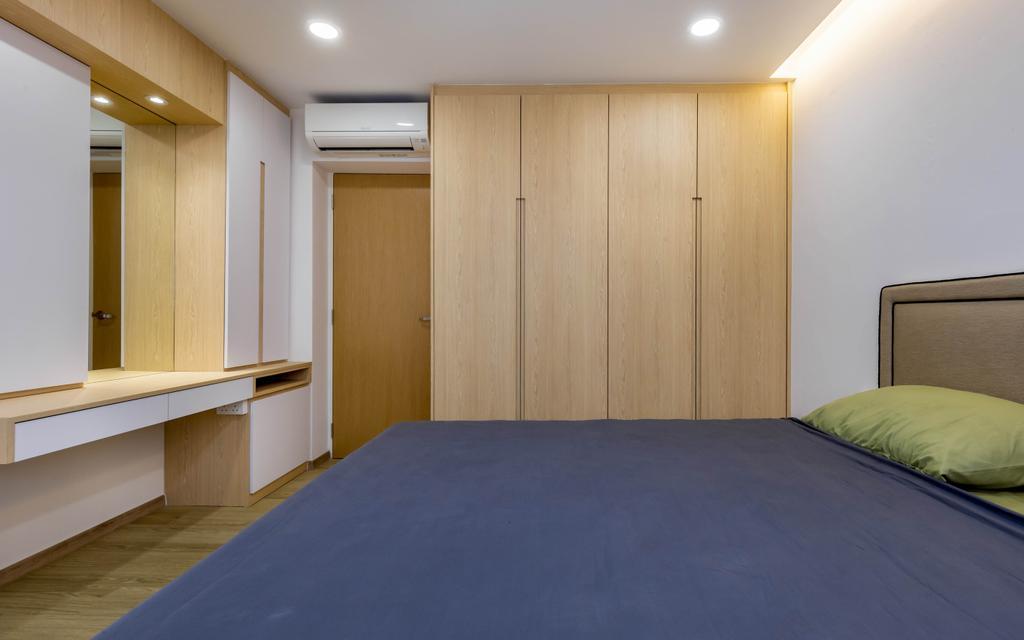 Modern, HDB, Bedroom, Bishan Street 24, Interior Designer, Arteloft, Scandinavian