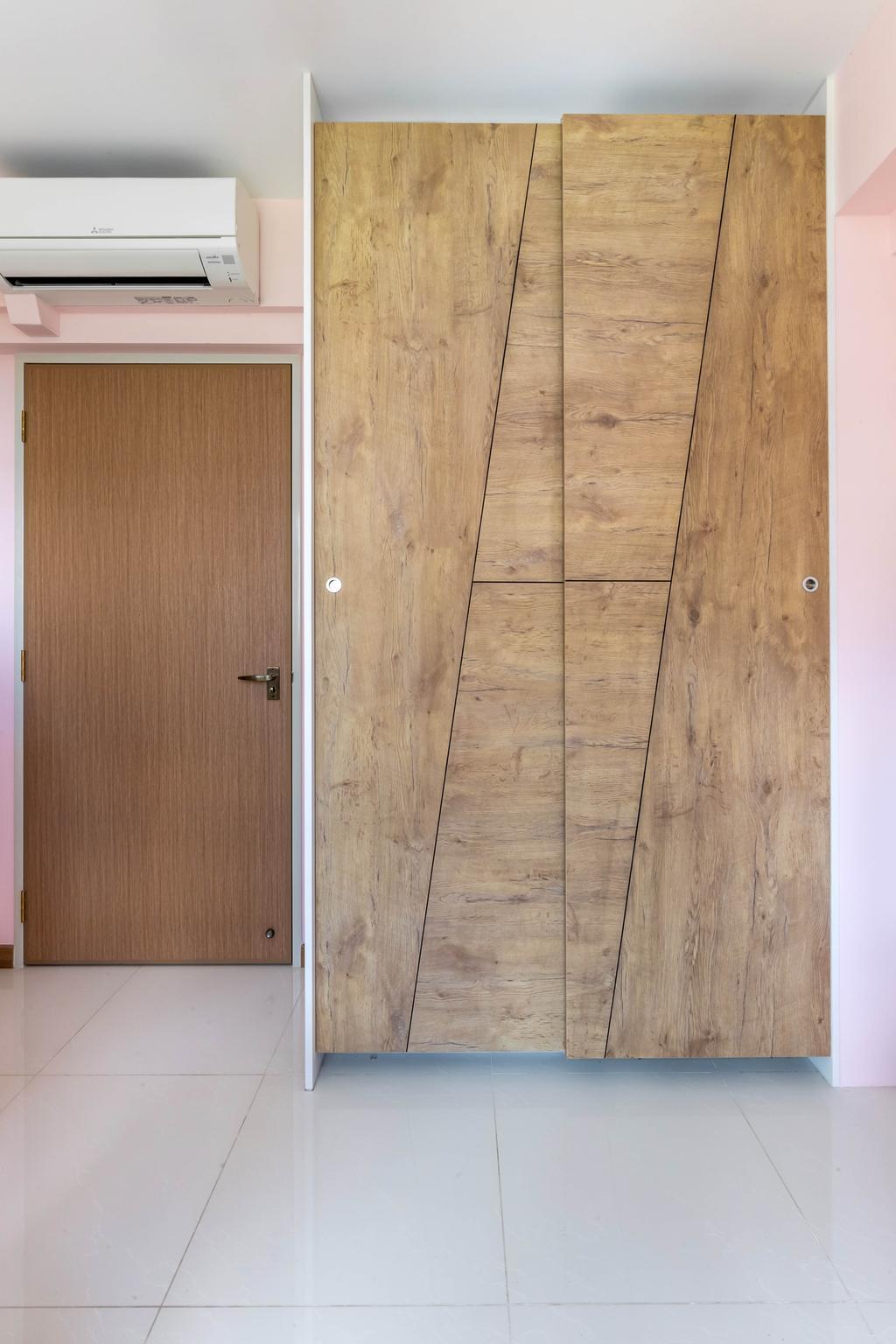Contemporary, HDB, Bedroom, Anchorvale Lane, Interior Designer, Arteloft