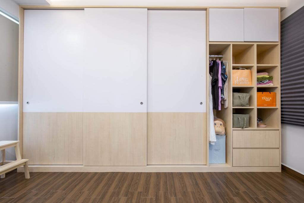 Modern, HDB, Yishun Avenue 9, Interior Designer, Arteloft, Scandinavian