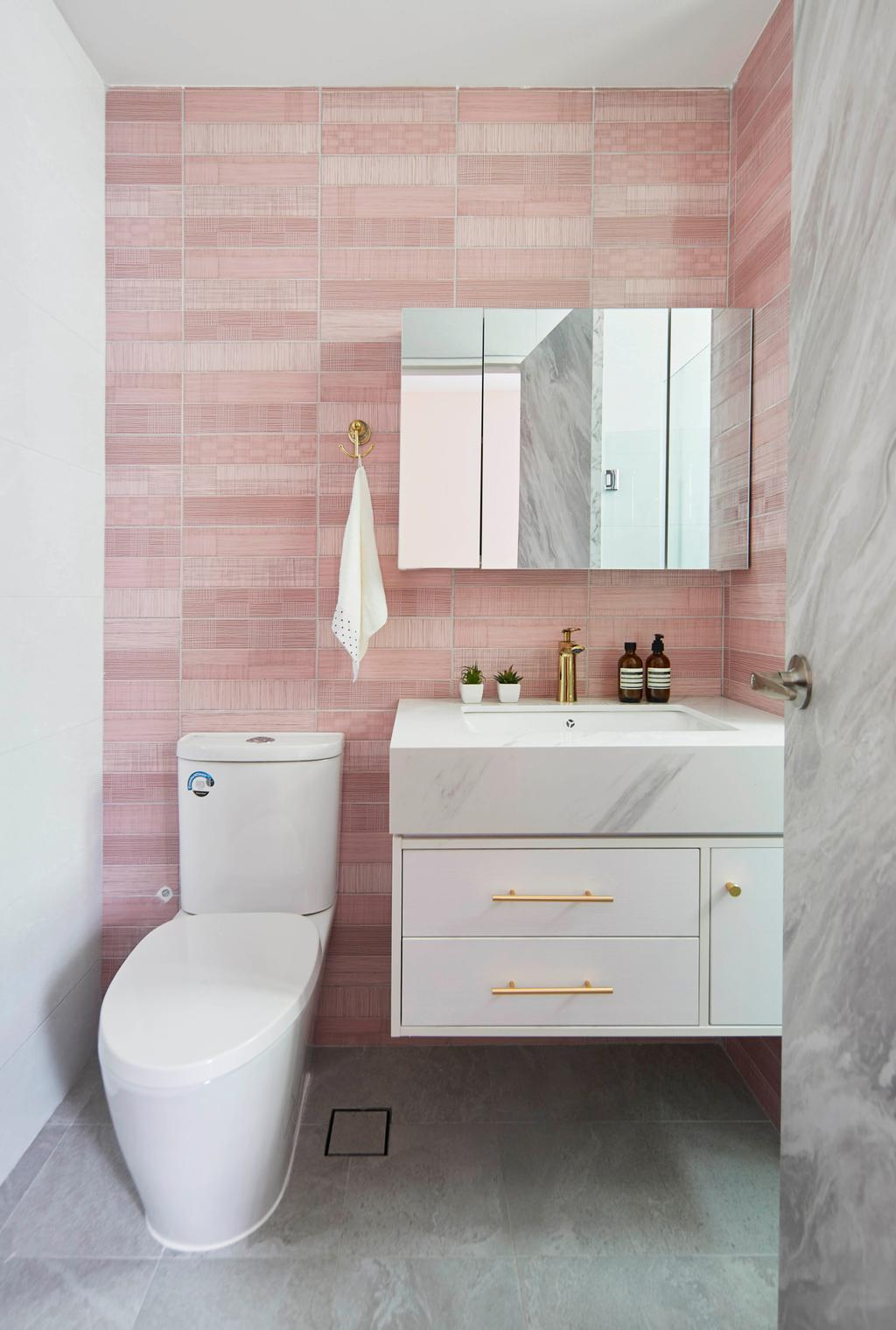 Modern, Condo, Bathroom, Summerhill, Interior Designer, i-Chapter