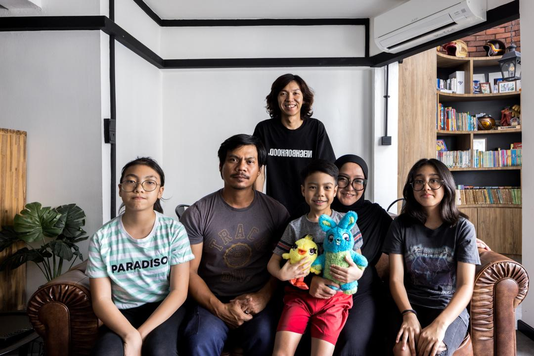 Lorong Ah Soo HDB Maisonette renovation