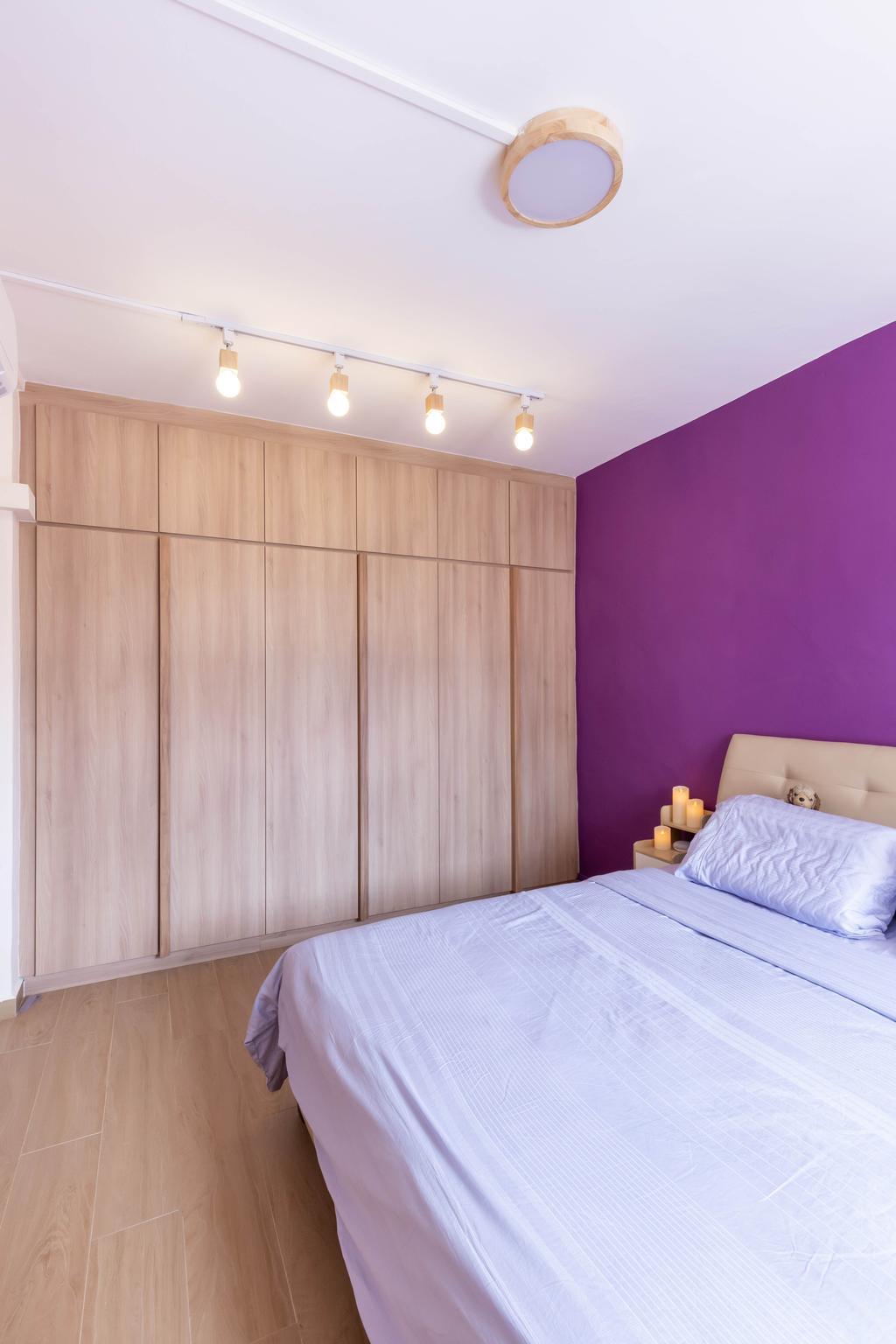 Contemporary, HDB, Bedroom, Potong Pasir Avenue 1, Interior Designer, Craftsmen Atelier