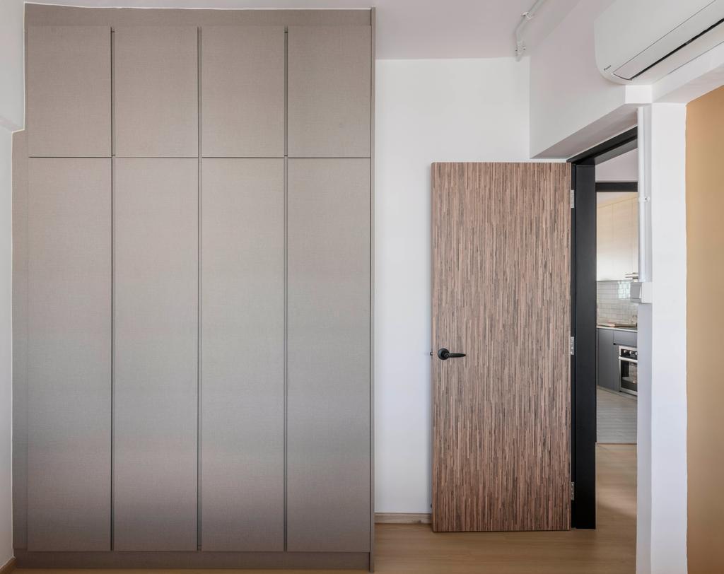 Contemporary, HDB, Bedroom, Bukit Purmei, Interior Designer, Butler Interior