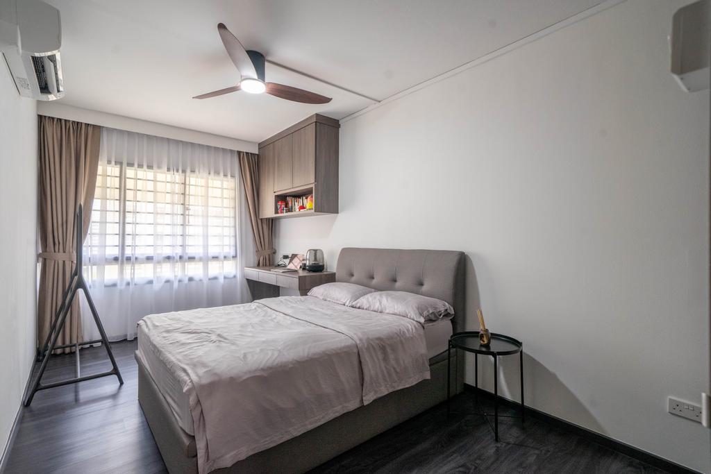 Modern, HDB, Bedroom, Pasir Ris Drive 10, Interior Designer, Design 4 Space