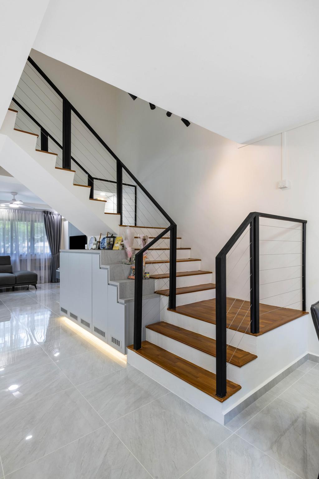 Modern, HDB, Ang Mo Kio Avenue 4, Interior Designer, Space Concepts Design
