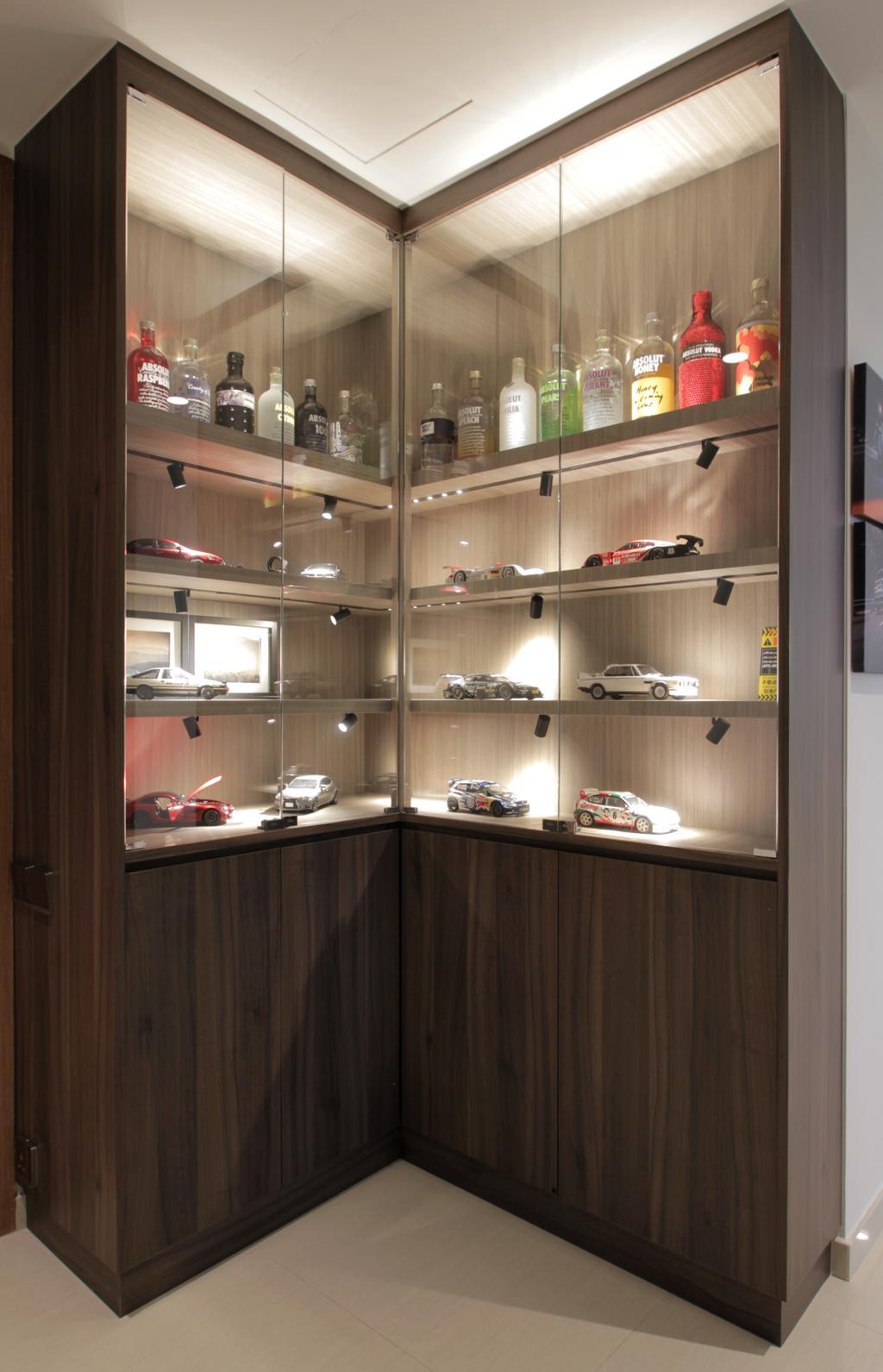Modern, Condo, Living Room, Pasir Ris Drive 1, Interior Designer, Mesh Room Design