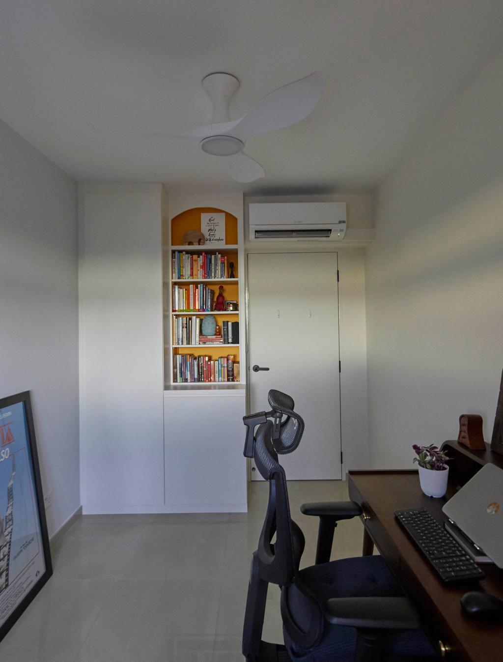 Contemporary, HDB, Tanglin Halt, Interior Designer, i-Chapter
