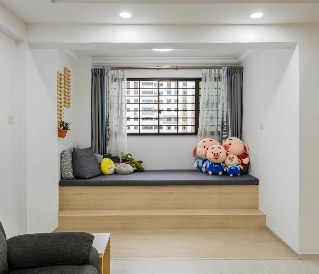 Modern, HDB, Woodlands Drive 14, Interior Designer, T&T Design Artisan