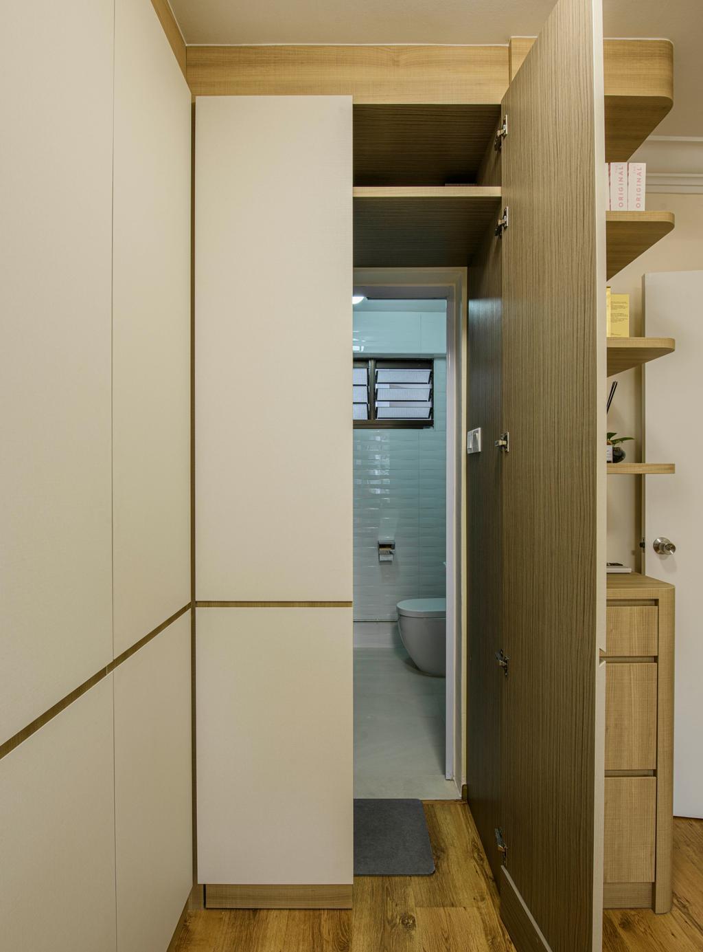 Modern, HDB, Kitchen, Woodlands Drive 14, Interior Designer, T&T Design Artisan