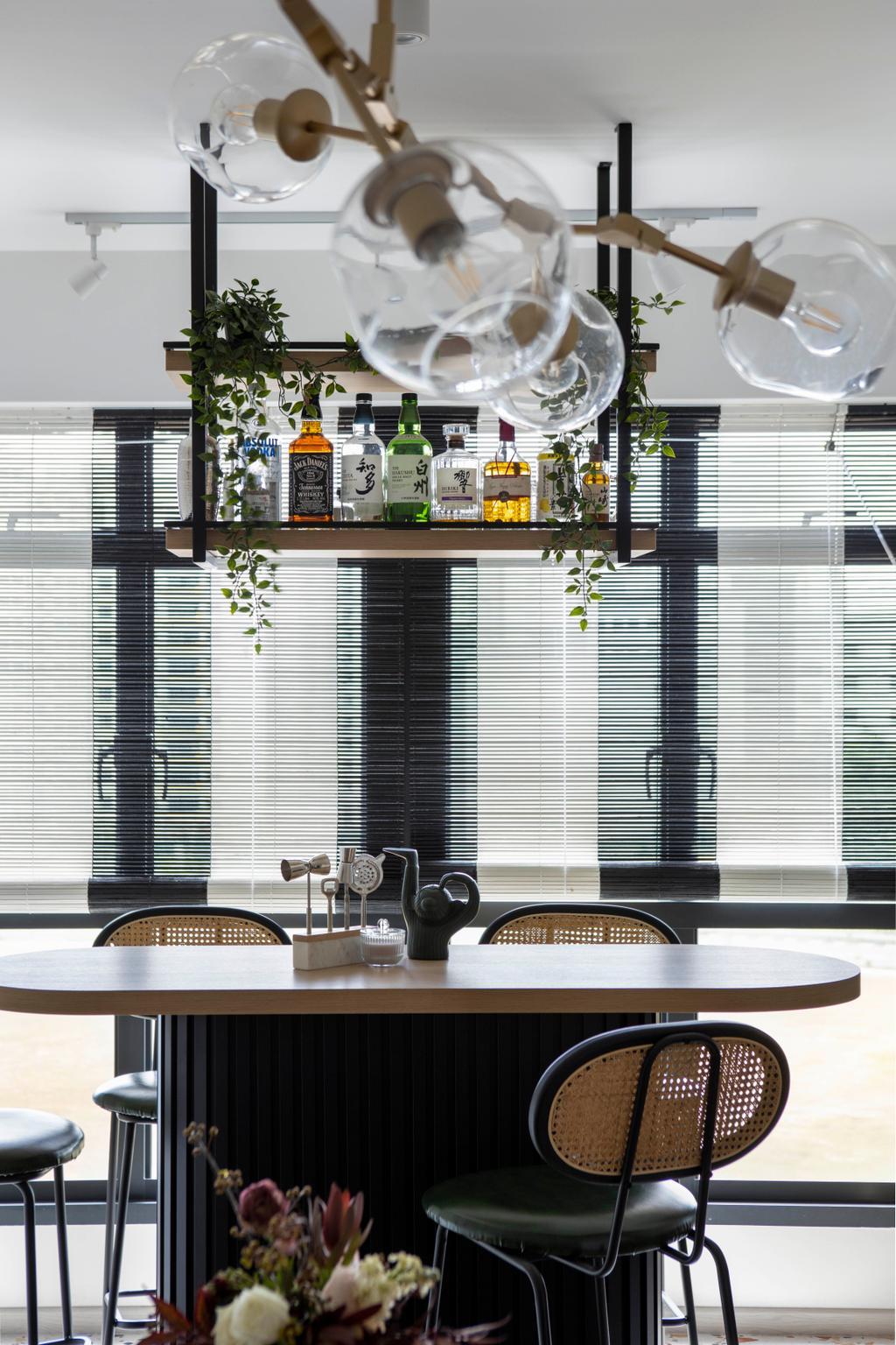 Eclectic, HDB, Alkaff Crescent, Interior Designer, Fifth Avenue Interior