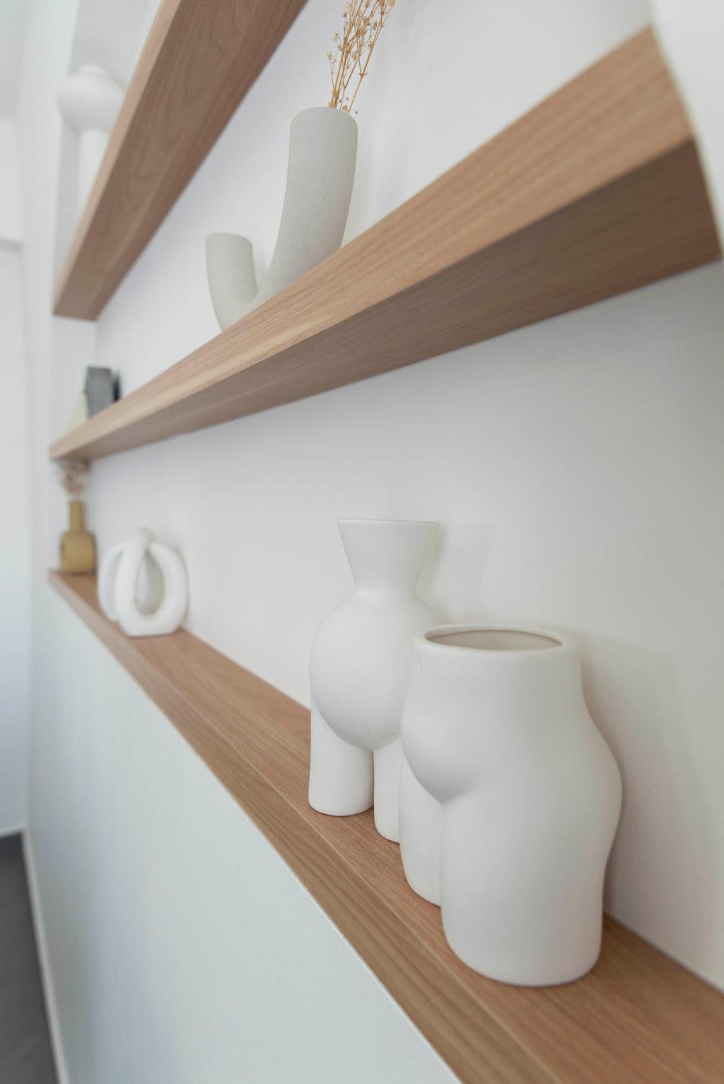 Contemporary, HDB, Northshore Drive, Interior Designer, Mr Designer Studio