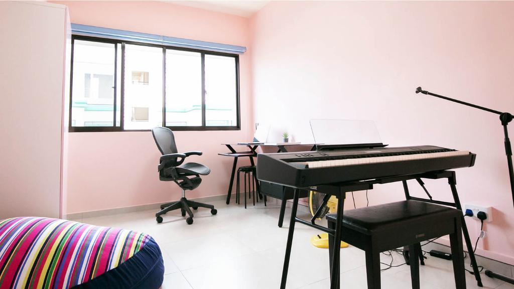 Modern, HDB, Sembawang Drive, Interior Designer, Ethan Interiors
