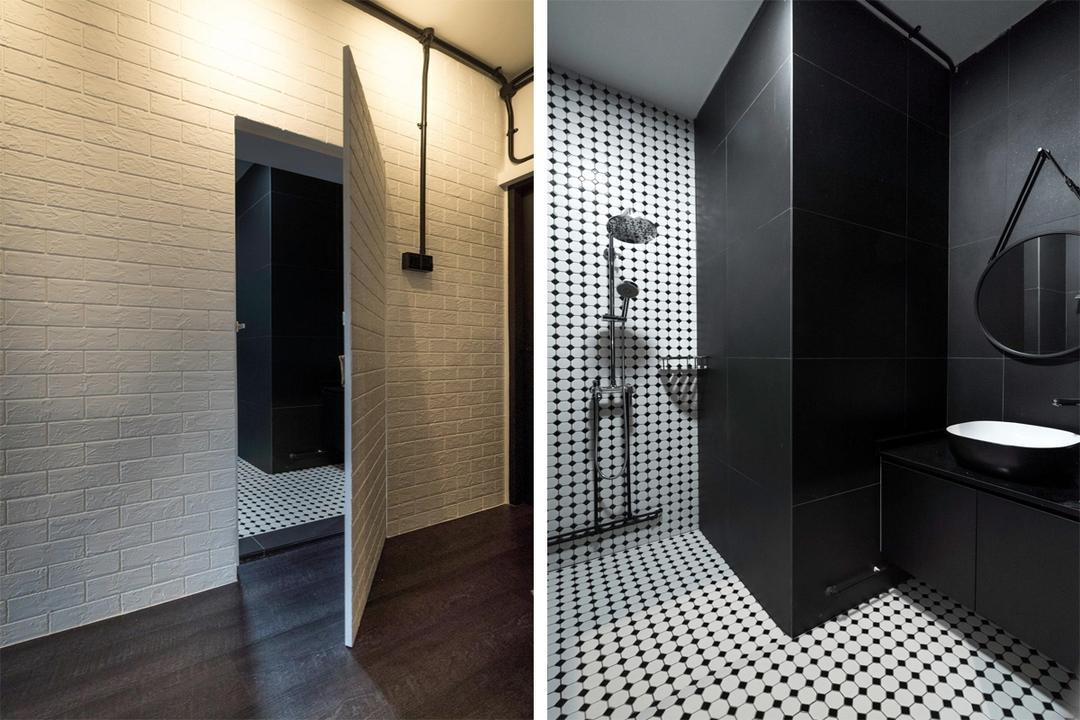 maisonette renovation in Singapore