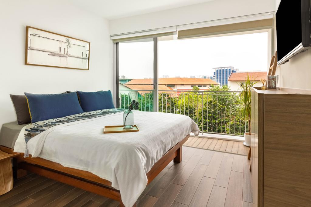 Modern, HDB, Bedroom, Bishan Street 24, Interior Designer, Livspace, Contemporary