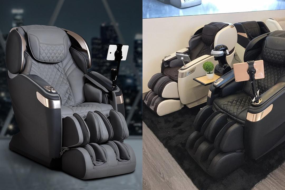 Ogawa masterdrive AI massage chair 1