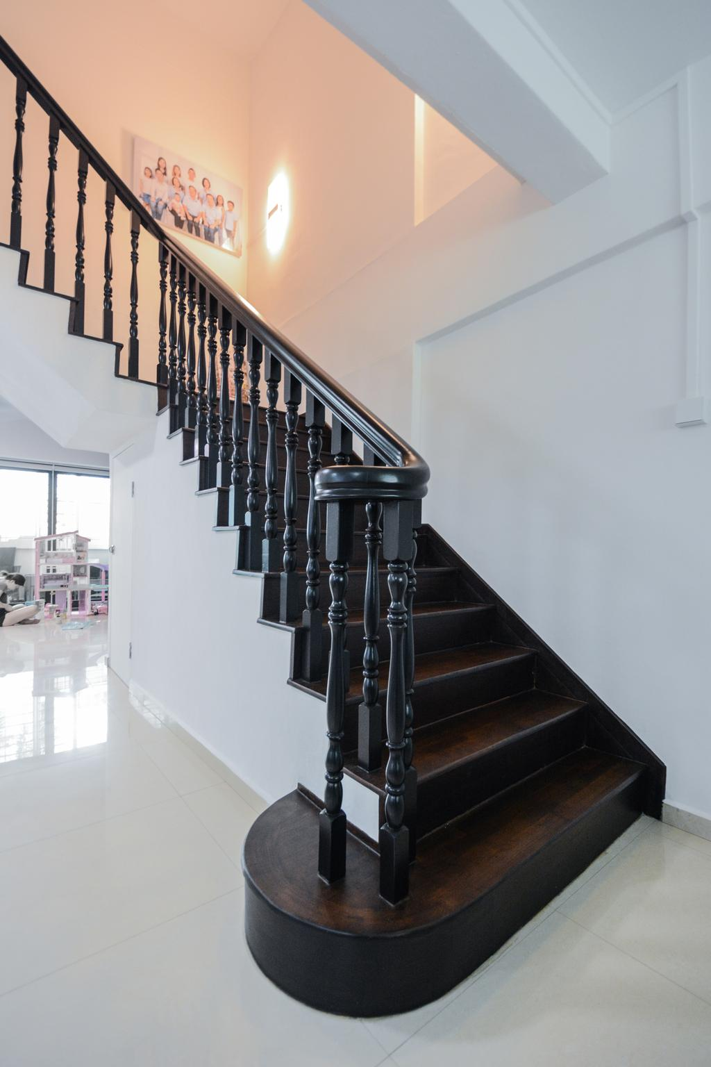 Contemporary, HDB, Bedok South Avenue 3, Interior Designer, The Roomakers