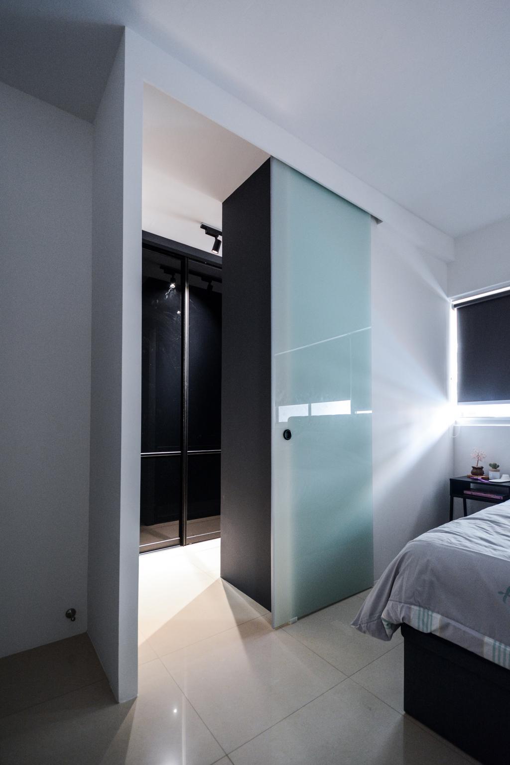Contemporary, HDB, Bedroom, Bedok South Avenue 1, Interior Designer, The Roomakers