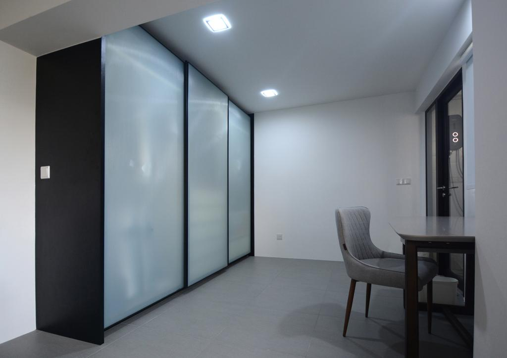 Scandinavian, HDB, Bedroom, Lorong 7 Toa Payoh, Interior Designer, The Roomakers, Contemporary