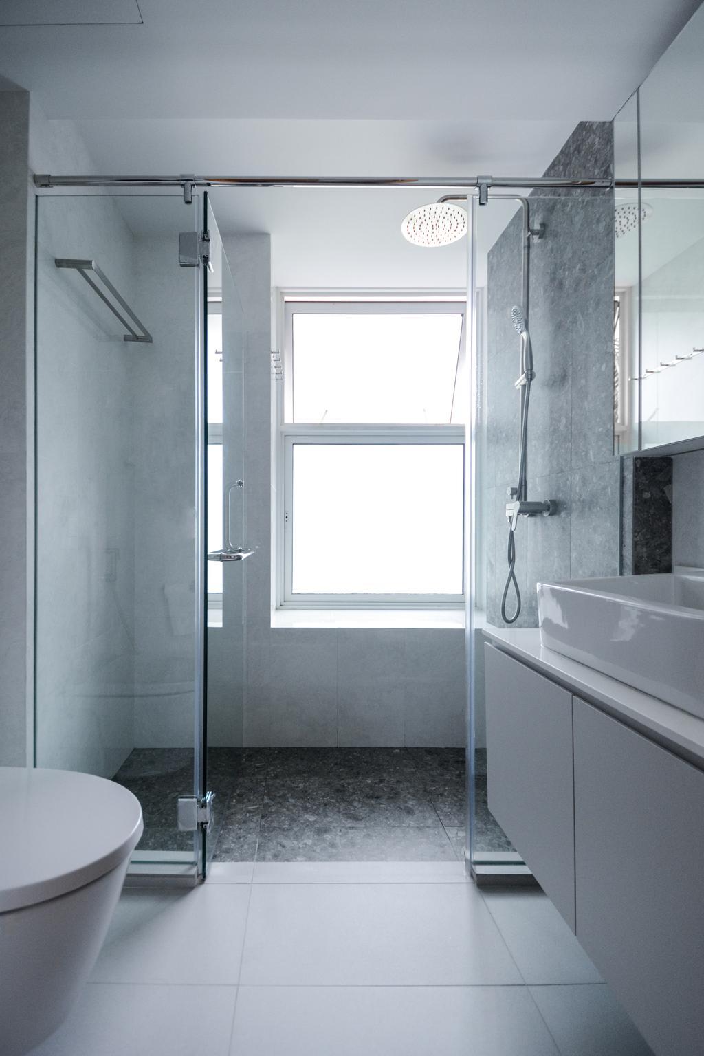 Modern, Condo, Bathroom, Parc Emily, Interior Designer, The Roomakers