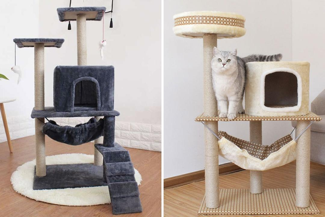 taobao cat trees and scratching posts