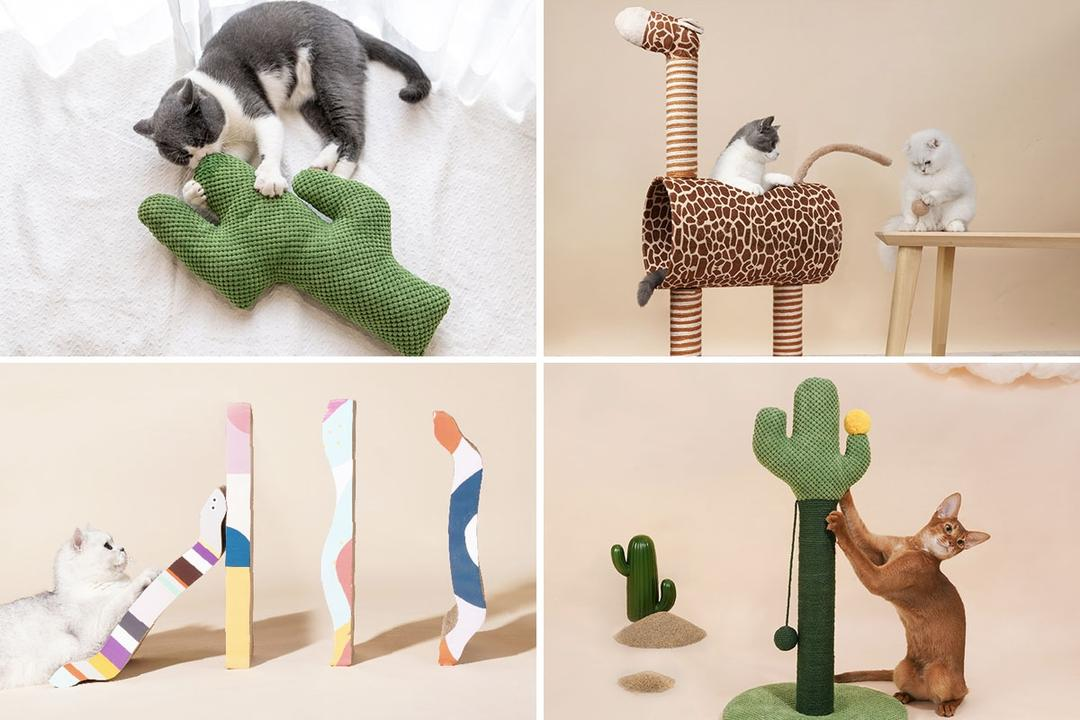 taobao quirky cat toys