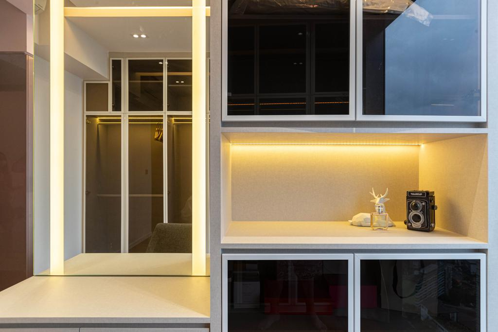 Modern, Condo, Artra, Interior Designer, Swiss Interior Design