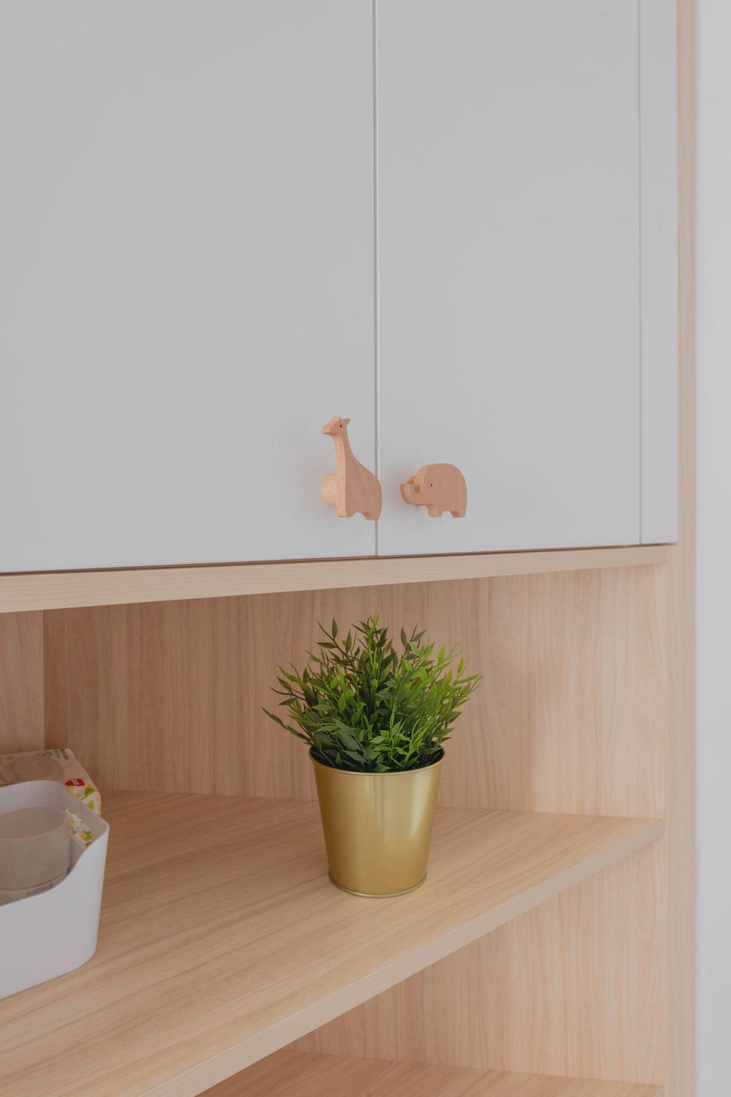 Scandinavian, HDB, Living Room, Bishan Street 22, Interior Designer, Urban Home Design 二本設計家