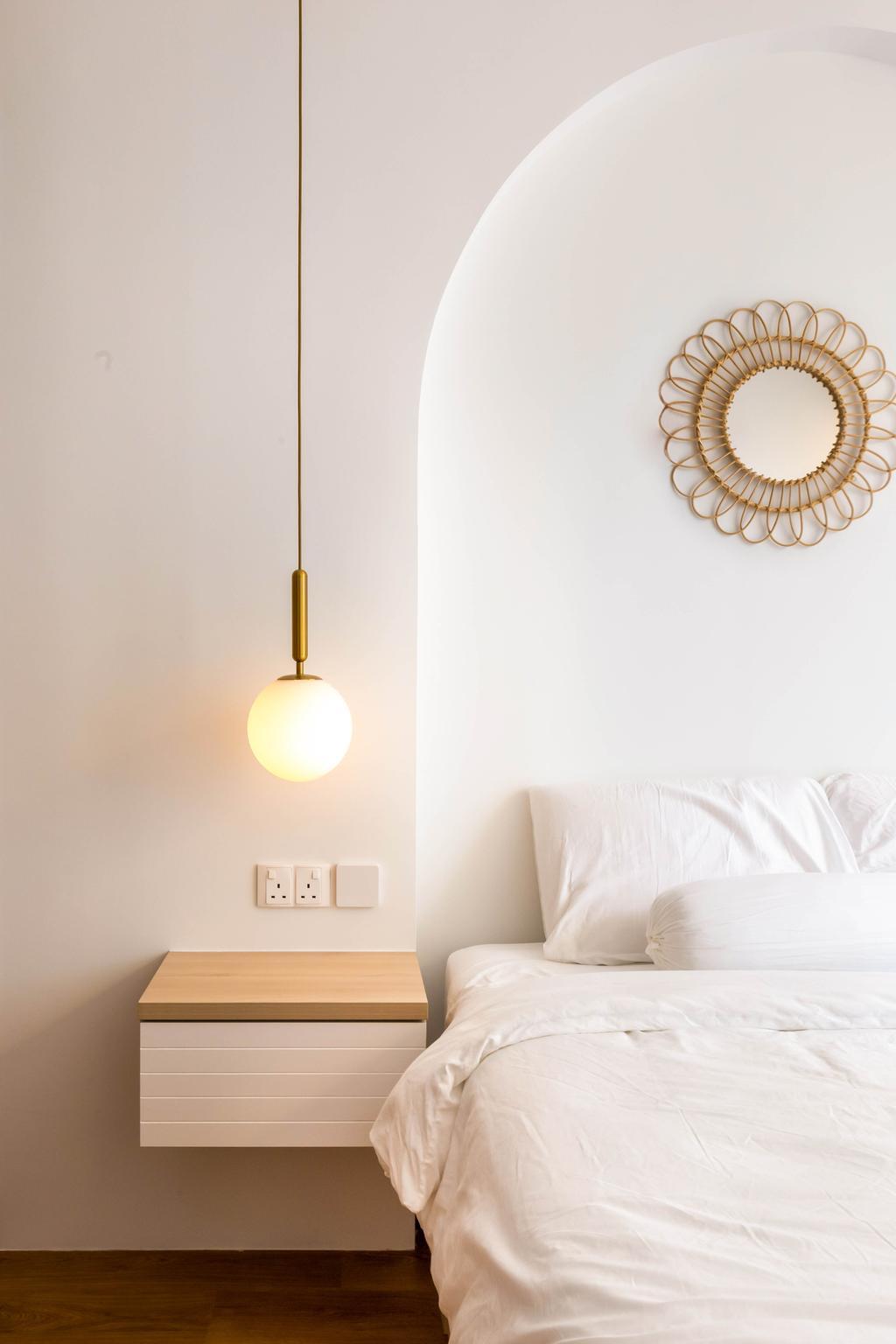Scandinavian, Condo, Bedroom, Rivercove Residences, Interior Designer, Ascend Design, Contemporary