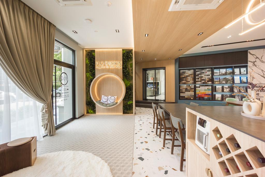 Sin Ming Road, Commercial, Interior Designer, Flo Design, Contemporary