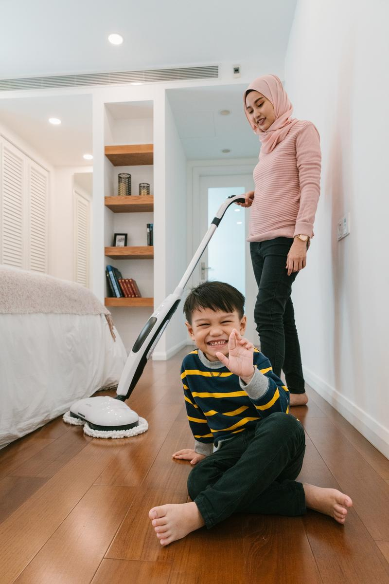 Corvan home cleaning products