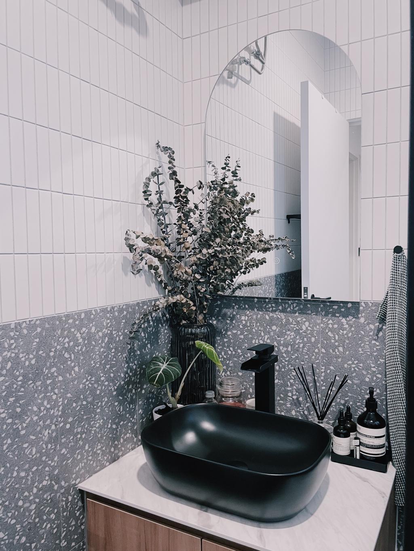 Modern, HDB, Bathroom, Bidadari Park Drive, Interior Designer, Carpenter Direct, Industrial
