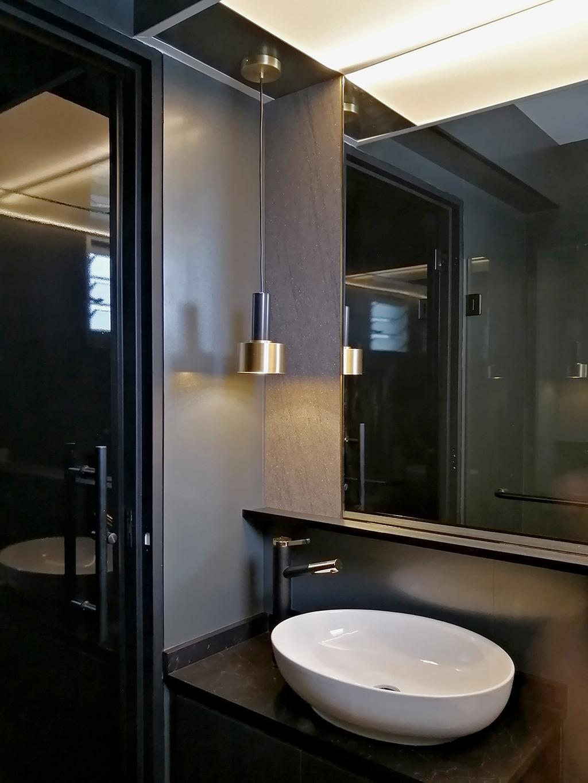 Contemporary, HDB, Woodlands Street 13, Interior Designer, Hansel Studio