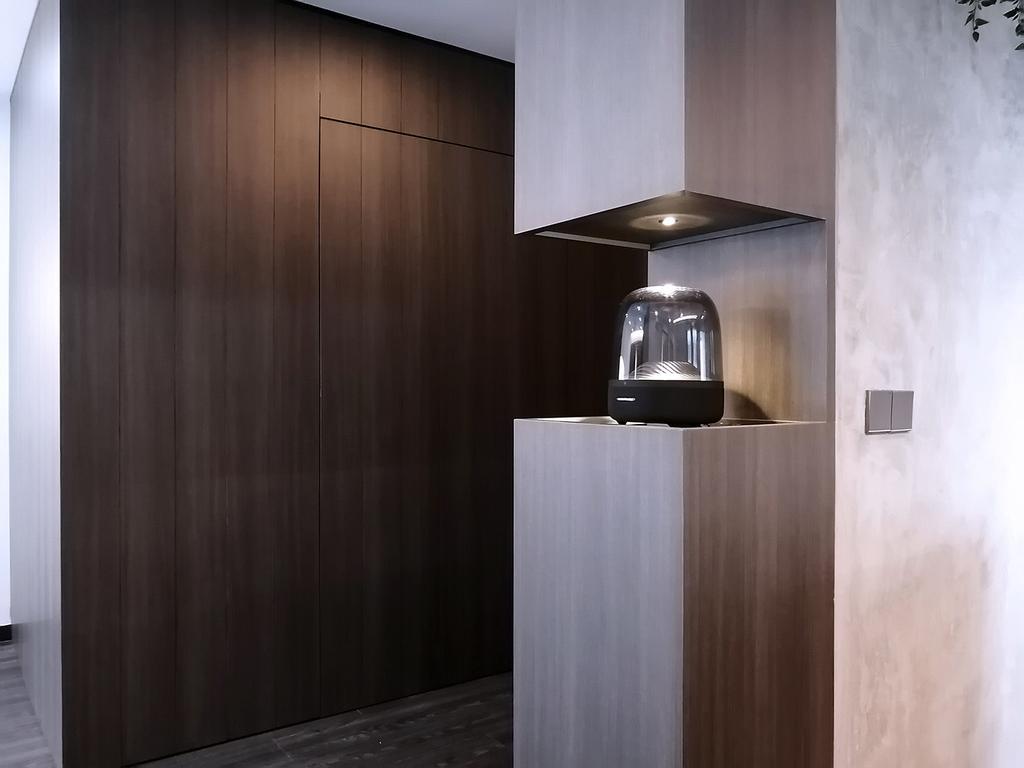Contemporary, HDB, Living Room, Woodlands Street 13, Interior Designer, Hansel Studio