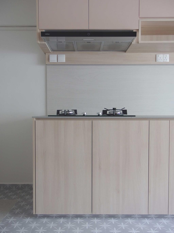 Modern, HDB, Kitchen, Telok Blangah Heights, Interior Designer, Hansel Studio