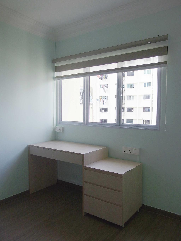 Modern, HDB, Telok Blangah Heights, Interior Designer, Hansel Studio