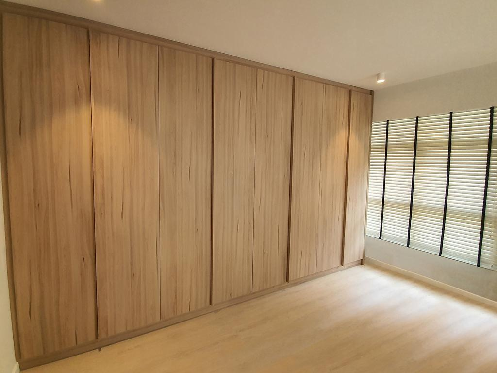 Contemporary, HDB, Bedroom, Northshore Drive, Interior Designer, Hansel Studio, Scandinavian
