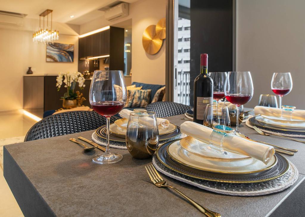 Contemporary, Condo, Balcony, Rivercove Residences, Interior Designer, Mr Shopper Studio