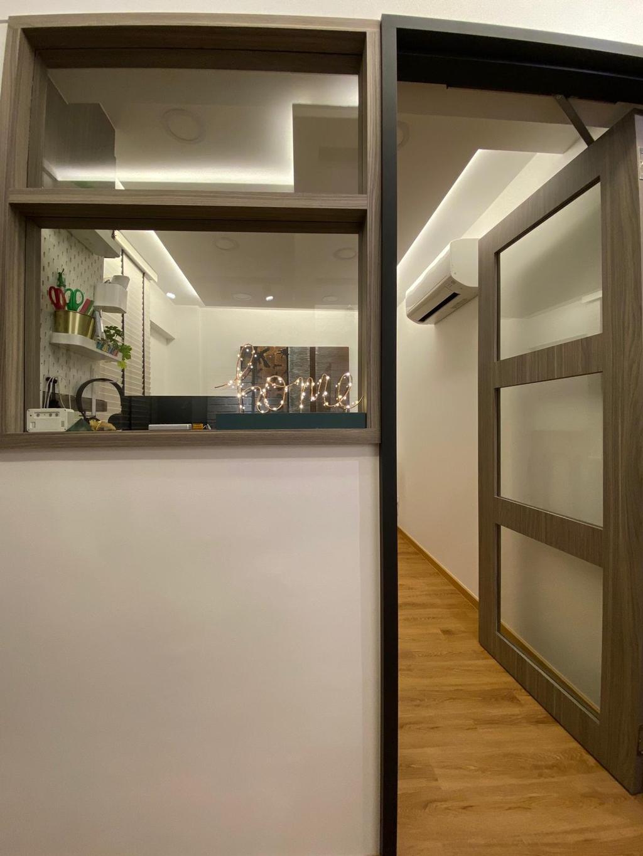 Contemporary, HDB, Study, Telok Blangah Crescent, Interior Designer, The Wooden Platform