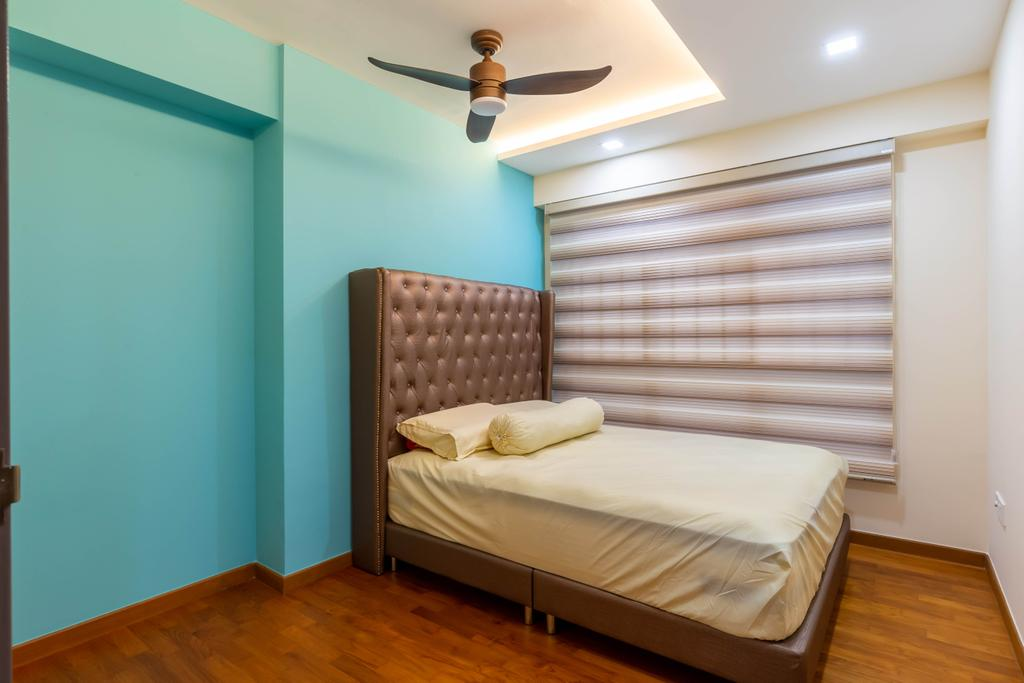 Modern, HDB, Bedroom, Sumang Walk, Interior Designer, Des & Co Interior