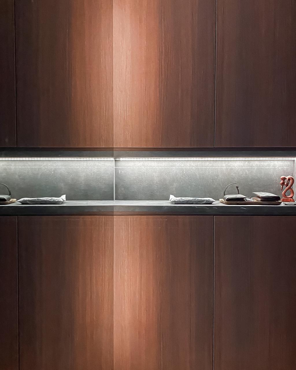 Contemporary, Condo, Living Room, Hundred Palms Residences, Interior Designer, Indoor Art Studio