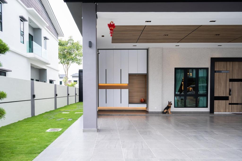 Modern, Landed, Setia Residence, Interior Designer, ZOGE Interior & Build (M) Sdn. Bhd.