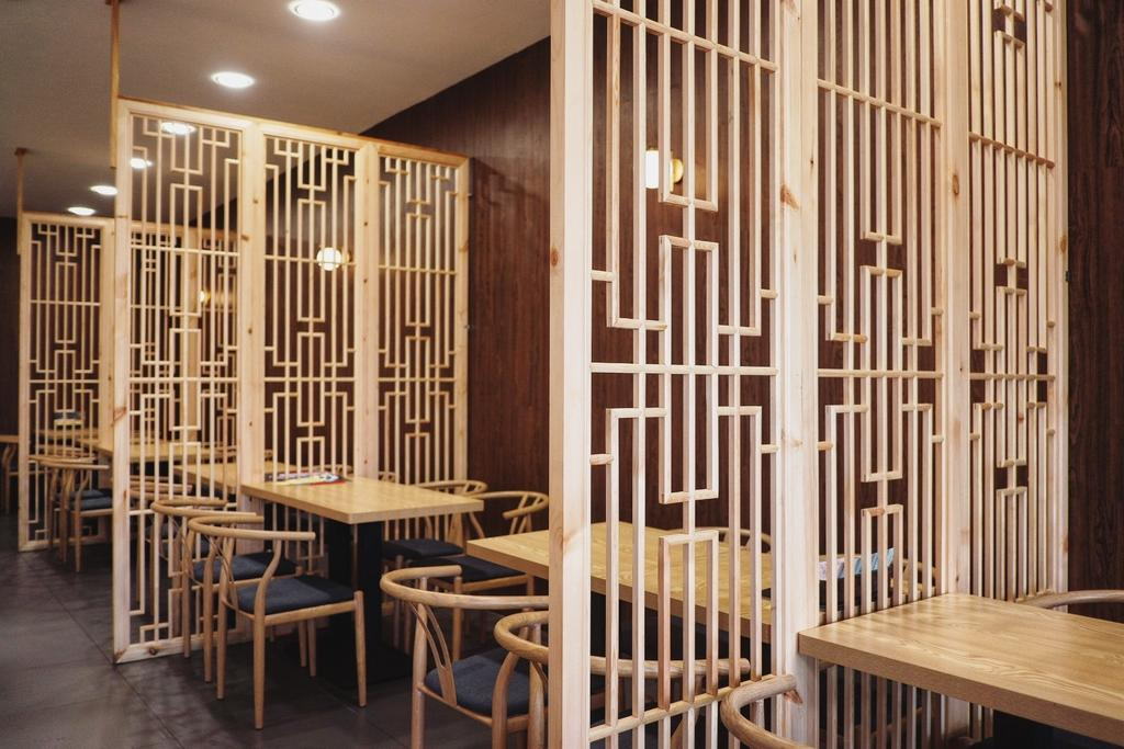 Dragon Noodle Restaurant, Commercial, Interior Designer, Interior Choreographer Design (INC Design)