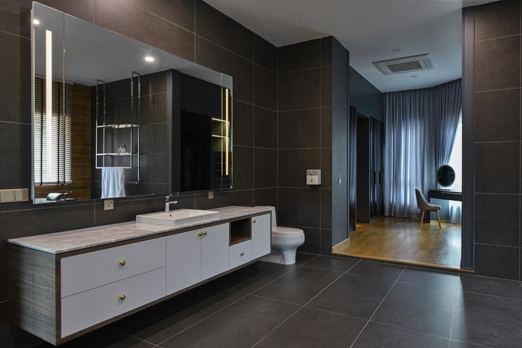 Landed, Mansion Bungalow, Batu Feringgi, Interior Designer, Interior Choreographer Design (INC Design)