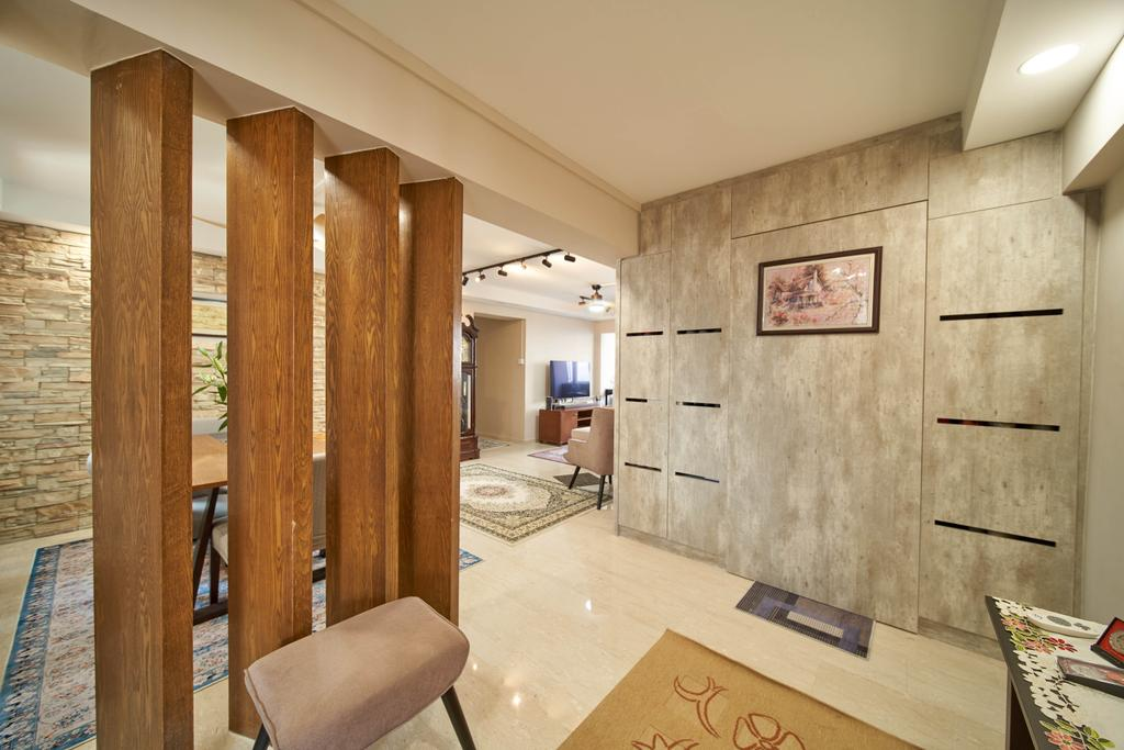 Modern, HDB, Living Room, Tampines Avenue 7, Interior Designer, Le Interior Affairs, Contemporary