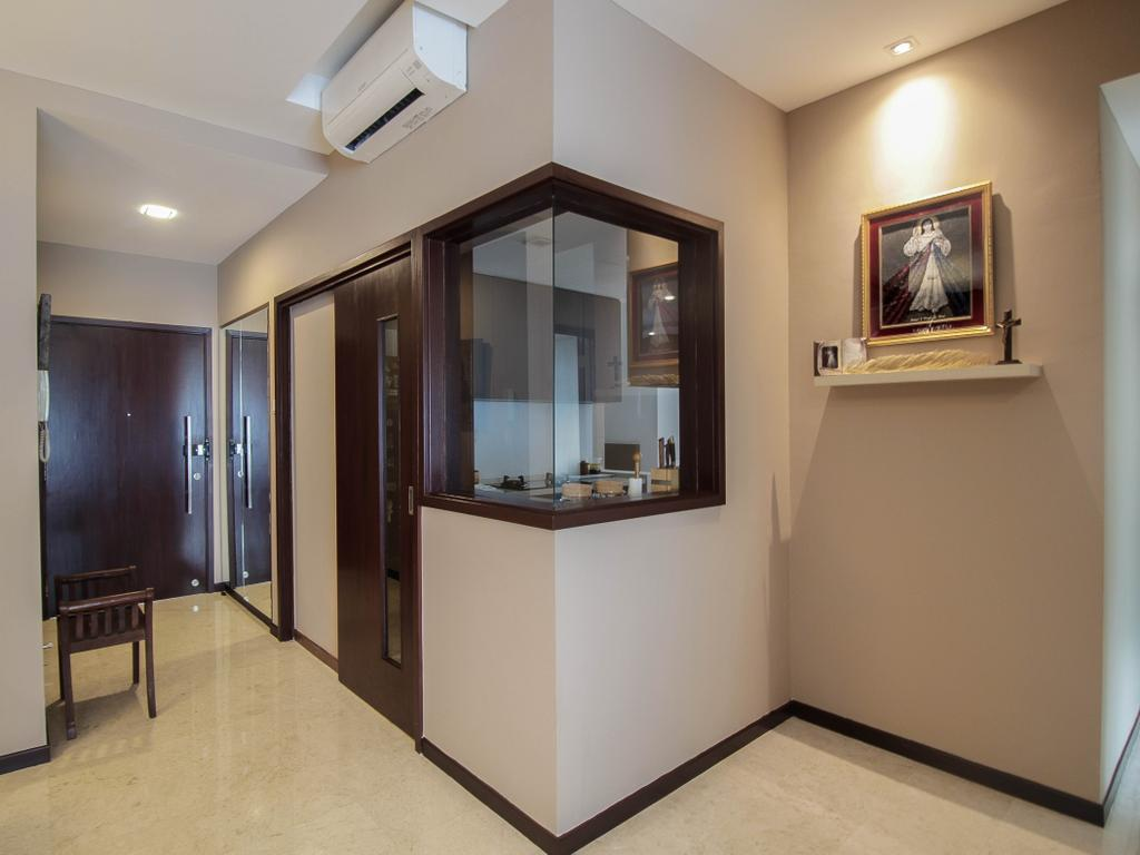Modern, Condo, Living Room, The Quintet, Interior Designer, Le Interior Affairs