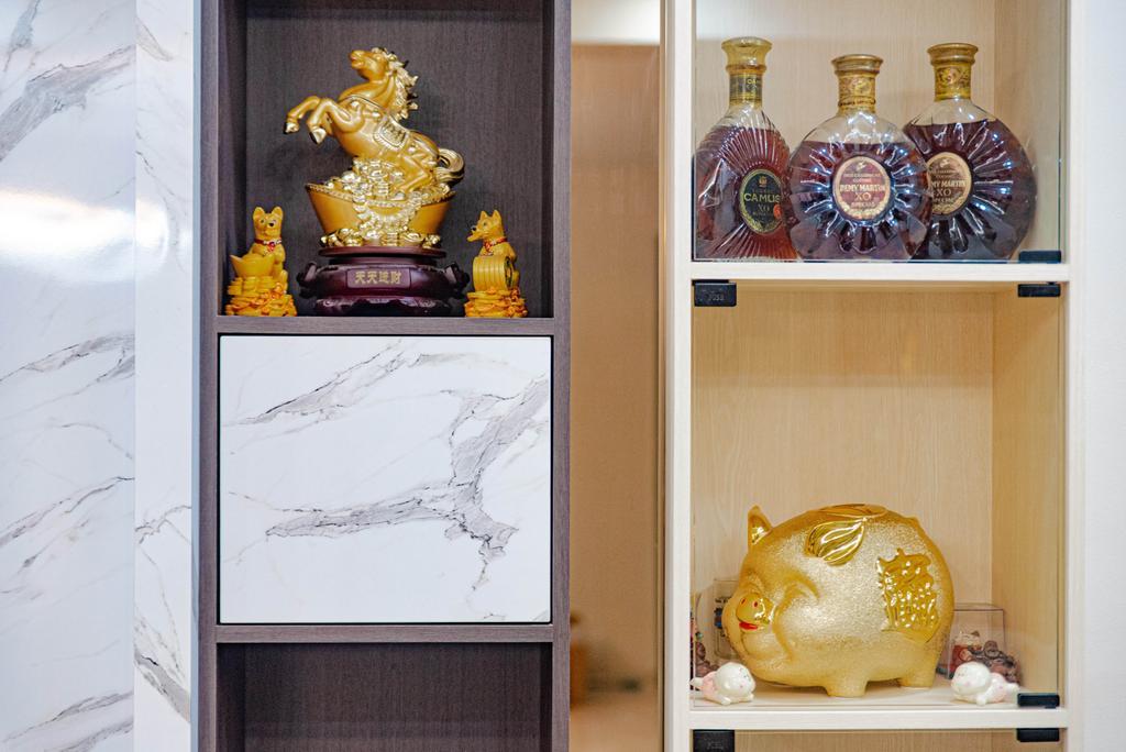 Modern, HDB, Living Room, Jurong West Street 92, Interior Designer, Le Interior Affairs, Contemporary
