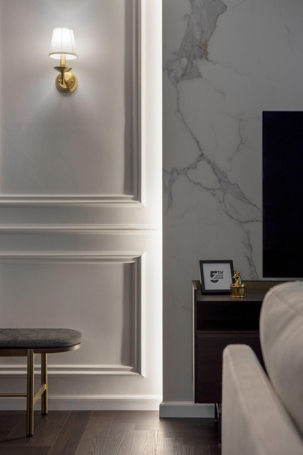 Contemporary, Condo, Bedroom, Regentville, Interior Designer, Fifth Avenue Interior