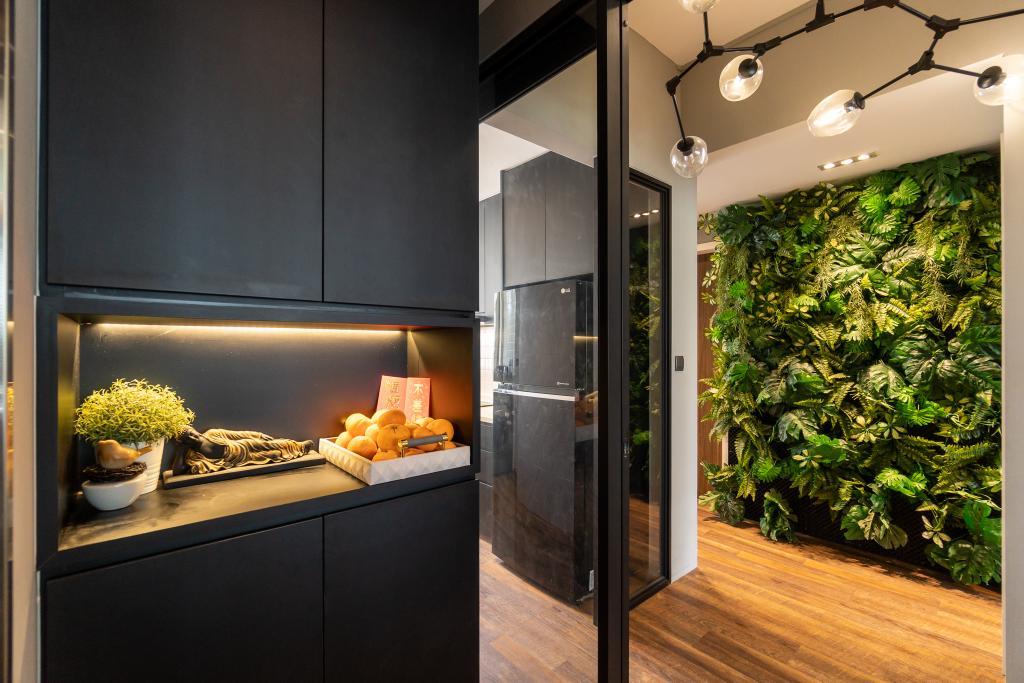 Contemporary, Condo, Kitchen, Fontaine Parry, Interior Designer, Absolook Interior Design