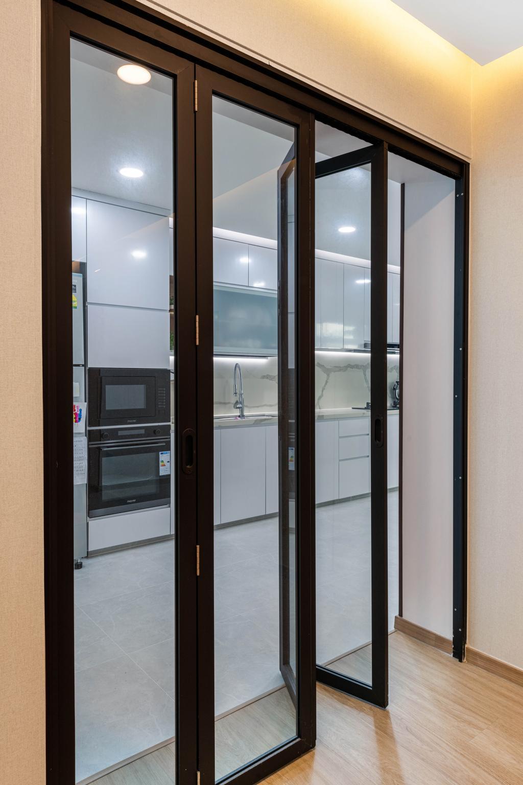 Modern, HDB, Kitchen, Boon Lay Drive, Interior Designer, Mr Designer Studio