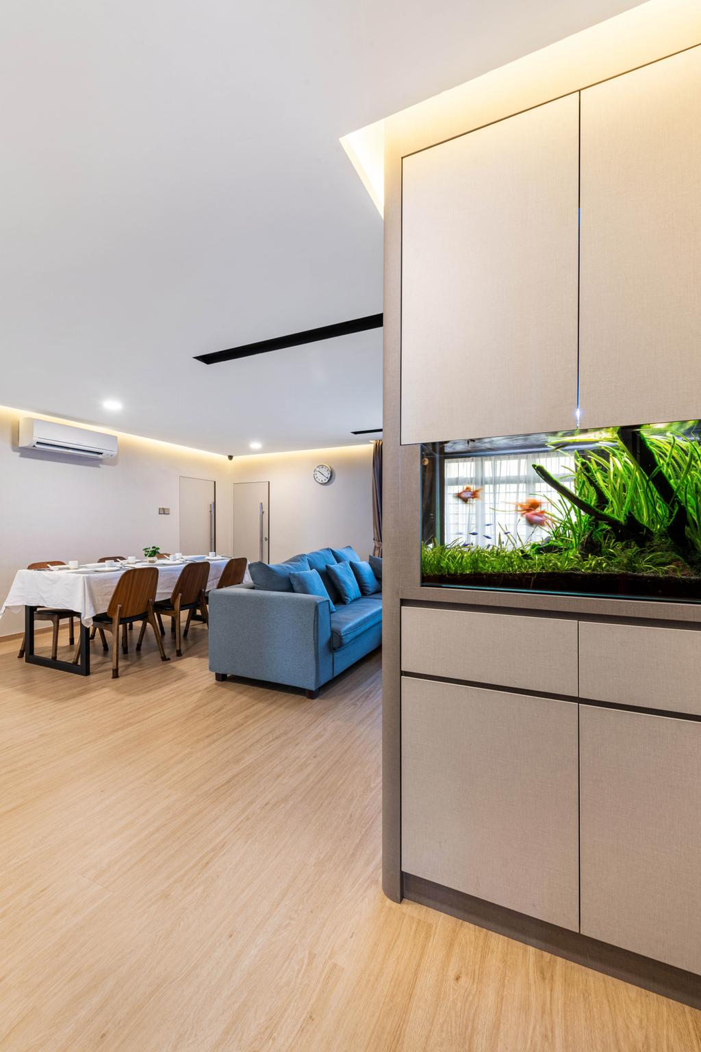 Modern, HDB, Living Room, Boon Lay Drive, Interior Designer, Mr Designer Studio